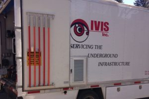 cctv inspection truck